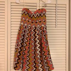 Rubber Ducky Crochet Dress